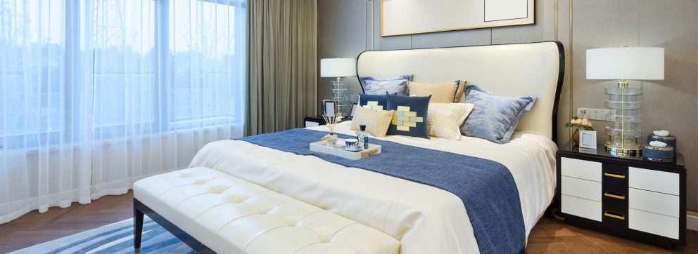 hotel bedding by slumbercorp