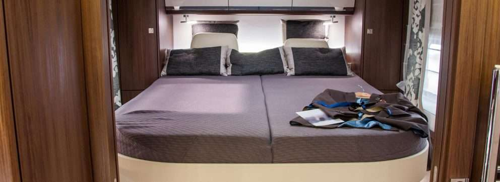 Custom made Travel beds by Slumbercorp